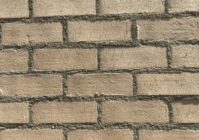 煉瓦の壁の表情